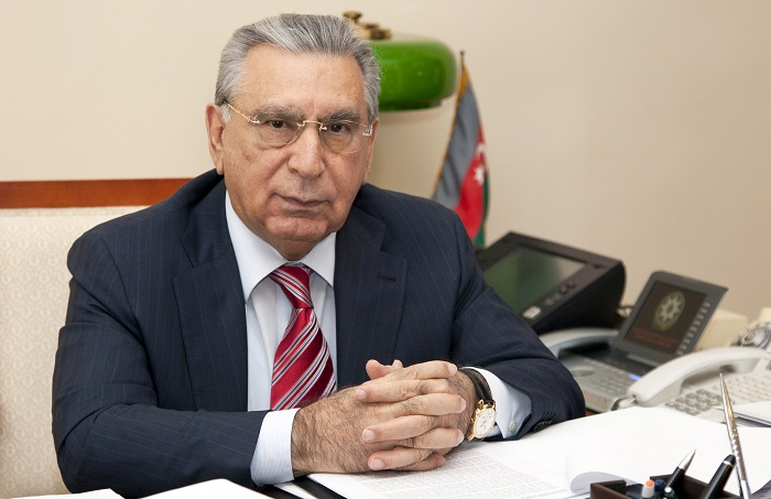 Appeal of the President of ANAS, academician Ramiz Mehdiyev