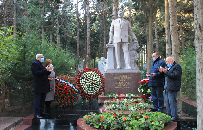 The memory of the great scientist, academician Jalal Aliyev was commemorated