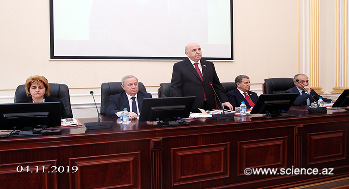 Prominent soil scientist Mammadamin Salayev's 110th anniversary was celebrated