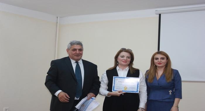 Награждены победители конкурса «Микроорганизмы и их польза в нашей жизни»