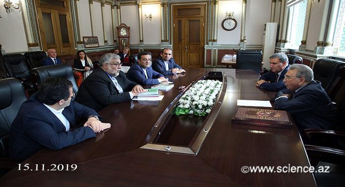 Президент НАНА, академик Рамиз Мехтиев: Ученые Ирана и Азербайджана должны осуществлять совместную деятельность для выявления исторических реалий