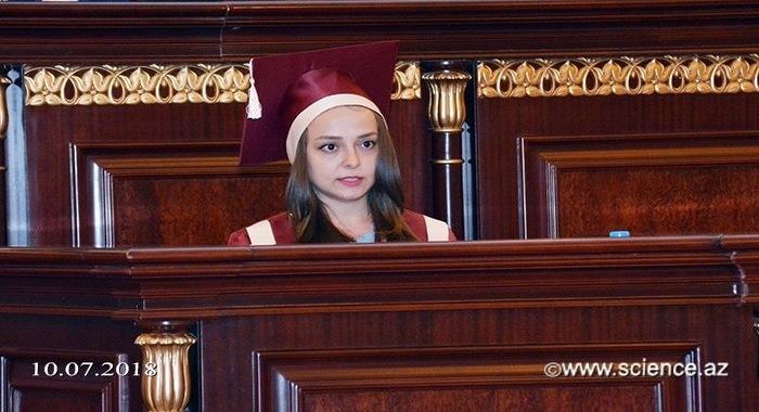 MBBİ-nin gənc mütəxəssisi Belçika Krallığının Gent Universitetinin doktoranturasına qəbul olub