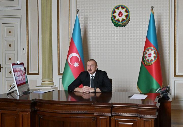 """""""Bu əməliyyatın Azərbaycan Ordusunun şanlı tarixində öz yeri olacaq"""" - Azərbaycan Prezidenti"""
