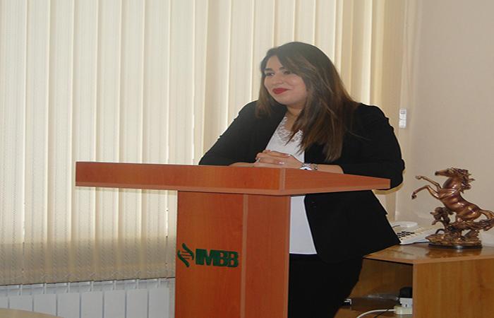 Научный сотрудник Института Молекулярной Биологии и Биотехнологий Самра Мирзаева приняла участие в телевизионной передаче «Доброе утро, Азербайджан» на канале İTV