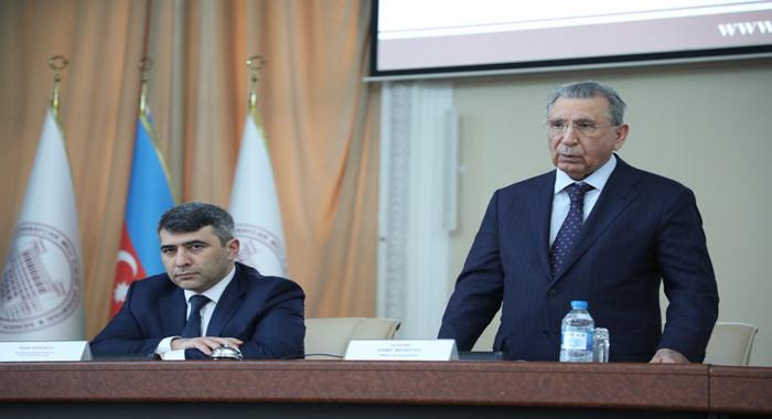 В НАНА состоялась встреча с министром сельского хозяйства