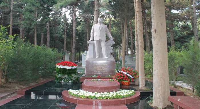 Сегодня день памяти покойного академика Джалала Алиева