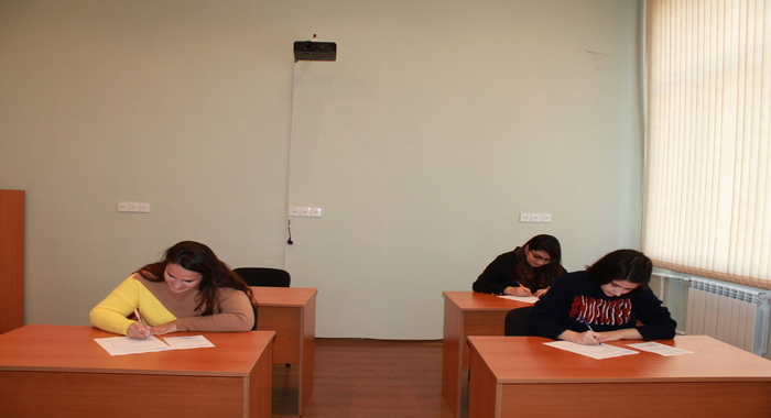 Winter exam session of the master students has finished at the Institute of Molecular Biology and Biotechnologies