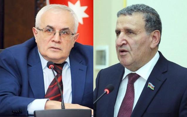 Академики Иса Габиббейли и Ибрагим Гулиев избраны первыми вице-президентами НАНА