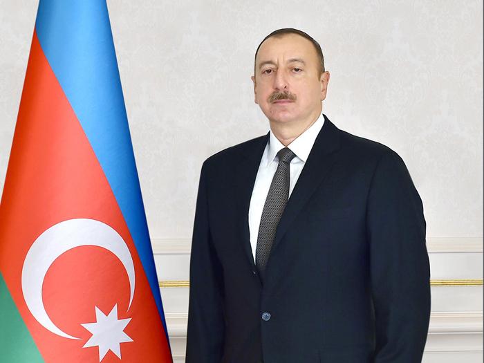2020-ci il üçün Azərbaycan Respublikasının elm sahəsində Dövlət Mükafatının verilməsi haqqında AR Prezidentinin Sərəncamı