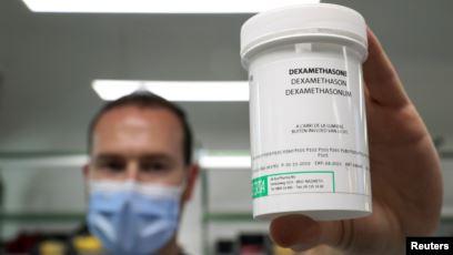 """ÜST deksametazondan istifadə edilməklə COVID-19-un müalicəsini """"elmi sıçrayış"""" adlandırıb"""
