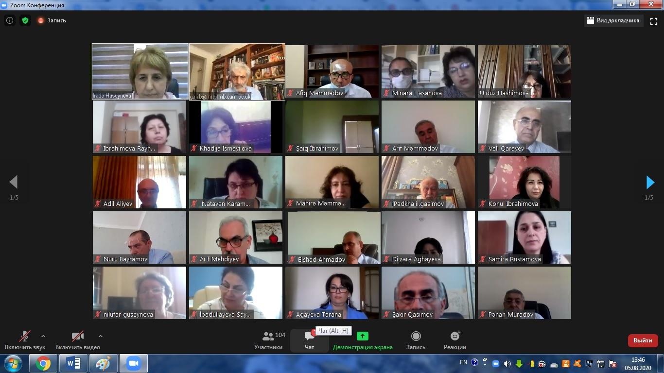 Koronavirus pandemiyasına həsr olunan beynəlxalq konfransın iştirakçıları ölkə Prezidentinə müraciət ünvanlayıblar