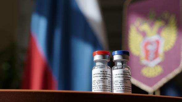 Rusiya koronavirusa qarşı hazırlanmış peyvəndi nümayiş etdirib