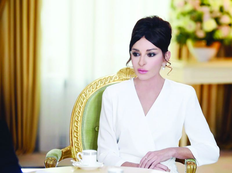 The phenomenon of Mehriban Aliyeva in national statehood and humanism