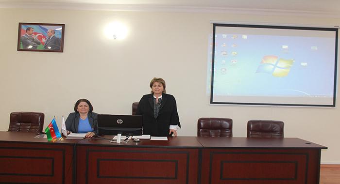 İnstitutun 2018-ci il üçün elmi-tədqiqat işləri üzrə hesabatları davam edir