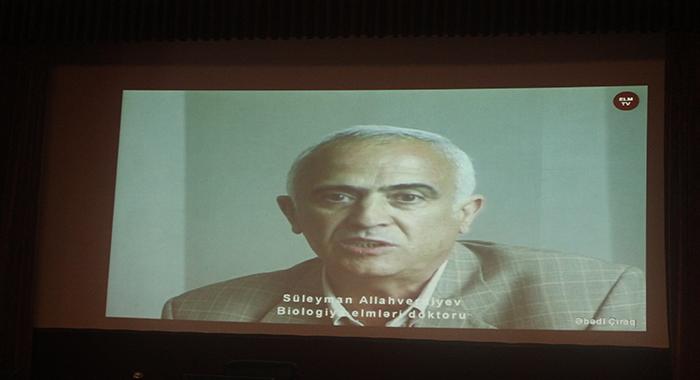 Профессор Сулейман Алахвердиев удостоен награды Scopus Awards