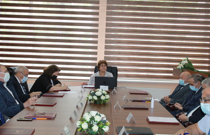 A regular meeting of the Scientific Council was held