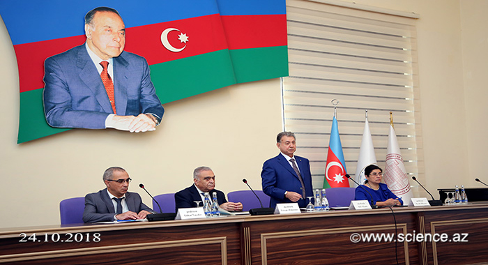 Presidium of ANAS and Scientific Council of Academy of Public Administration under the President of the Republic of Azerbaijan held joint meeting