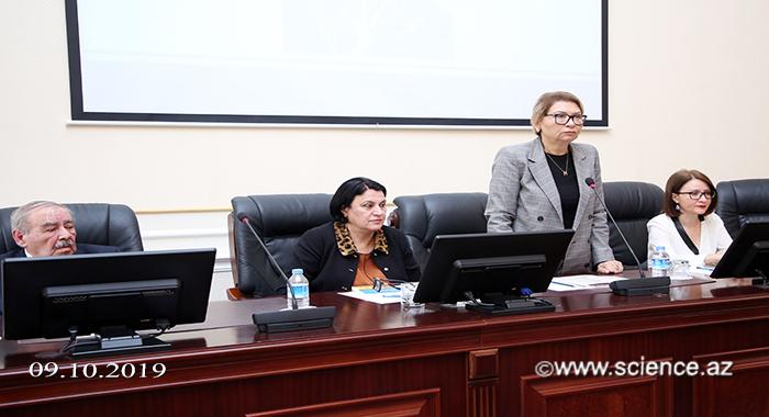 В НАНА отмечен 80-летний юбилей выдающегося ученого-востоковеда Аиды Имангулиевой