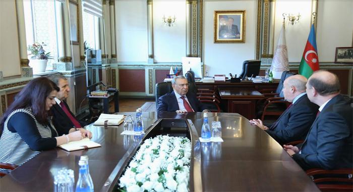 Обсуждены перспективы научного сотрудничества между Азербайджаном и Россией