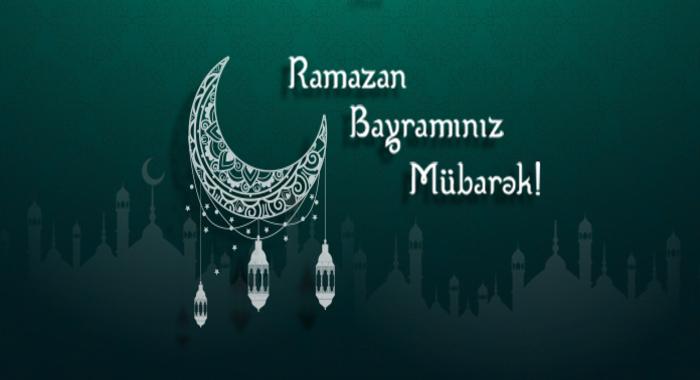 Ramazan bayramınız mübarək