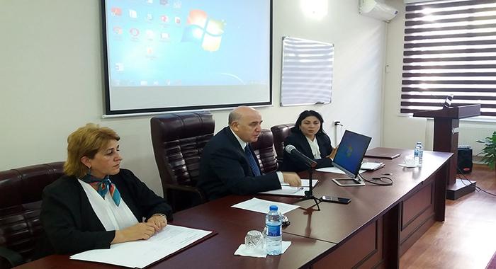 На заседании Терминологической комиссии обсуждались важные вопросы
