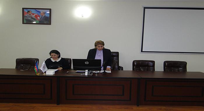 Прошло очередное заседание Ученого Совета