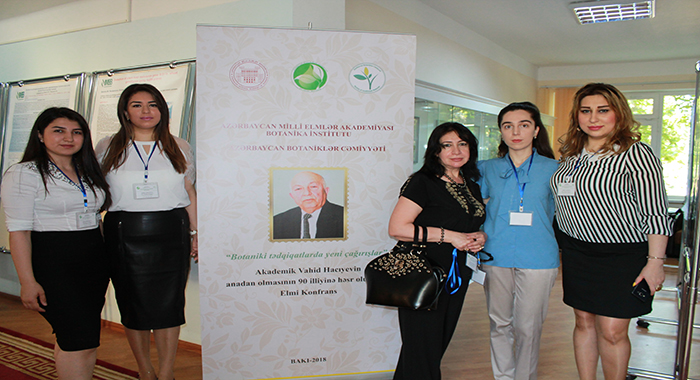 "Scientific conference on ""New challenges in botanical studies"" dedicated to the 90th anniversary of academic Vahid Hajiyev was held."
