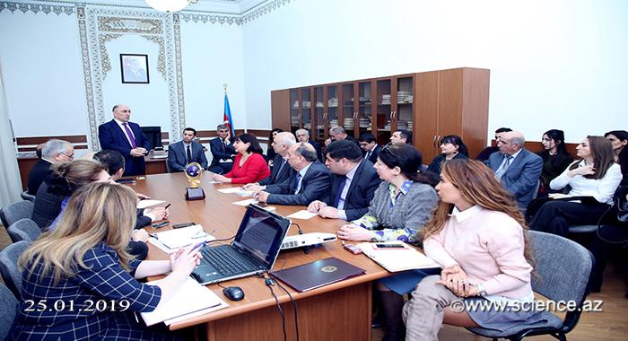 Проведено заседание по улучшению координации научных исследований