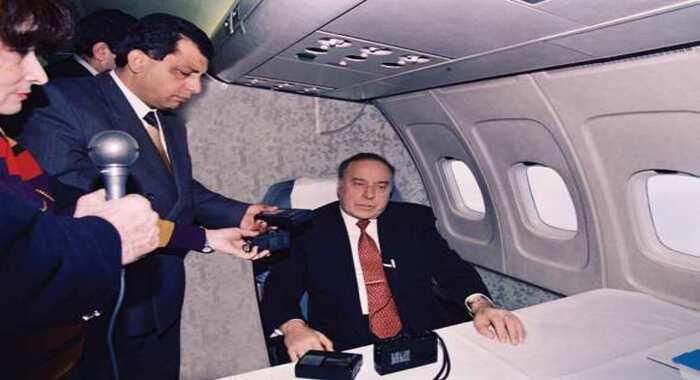 Гейдар Алиев и азербайджанская печать