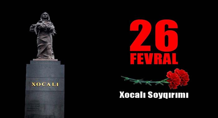 В Институте Молекулярной Биологии и Биотехнологий прошло мероприятие, посвященное 27-й годовщине Ходжалинской трагедии