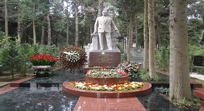 Сегодня день памяти видного ученого, академика Джалала Алиева