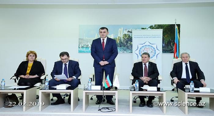 AMEA-nın Gənc Alim və Mütəxəssislər Şurası 2018-ci ildə bir sıra mühüm layihələr həyata keçirib