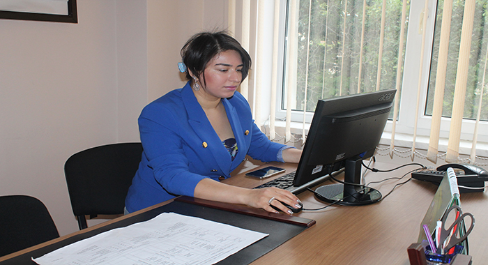 Molekulyar Biologiya və Biotexnologiyalar institutunun əməkdaşı Səmra Mirzəyeva üçüncü yerə layiq görülmüşdür