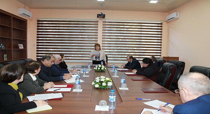 Состоялось первое заседание редколлегии 3-го издания «Красной книги Азербайджанской Республики»