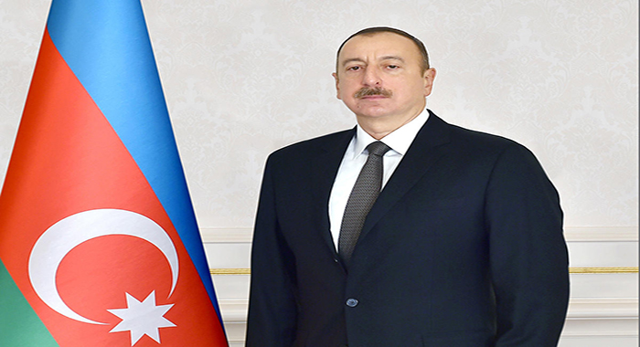 Today is the birthday of the President of the Republic of Azerbaijan
