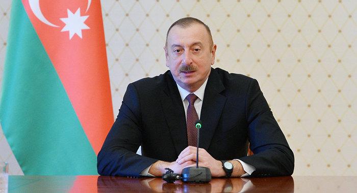 Распоряжение Президента Азербайджанской Республики О предоставлении Президентских премий для молодежи 2019 года