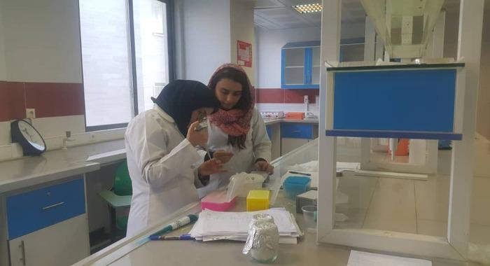 PhD Nargiz Sultanova was on the scientific trip in the Islamic Republic of Iran