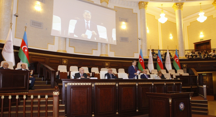 ANAS celebrates 110th anniversary of the outstanding soil scientist Vladimir Volobuev