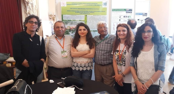 Researchers of the institute participated in the international conference held in Sankt Petersburg