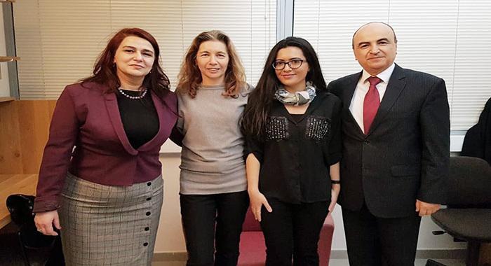 Молодые ученые НАНА обучаются в докторантуре Университета Монпелье