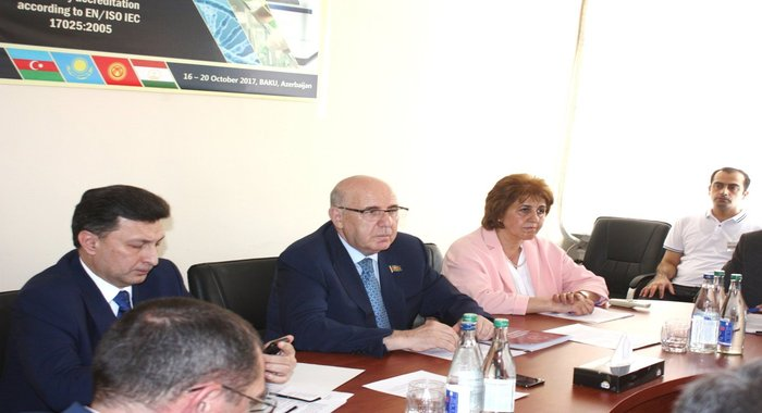 Department of Biological and Medical Sciences held a joint meeting with Azerbaijan Medical University