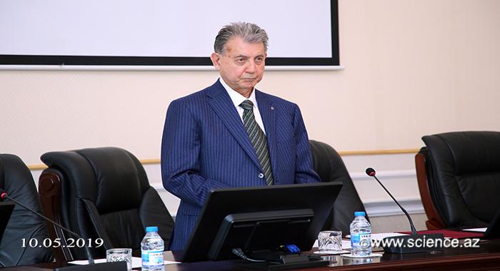 Президент НАНА встретился с председателями Специализированных советов защиты магистерских диссертаций