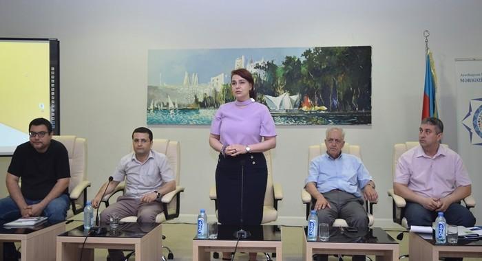 """Avropa Komissiyasının """"Horizon 2020"""" Proqramı üzrə növbəti maarifləndirici seminarı keçirilib"""