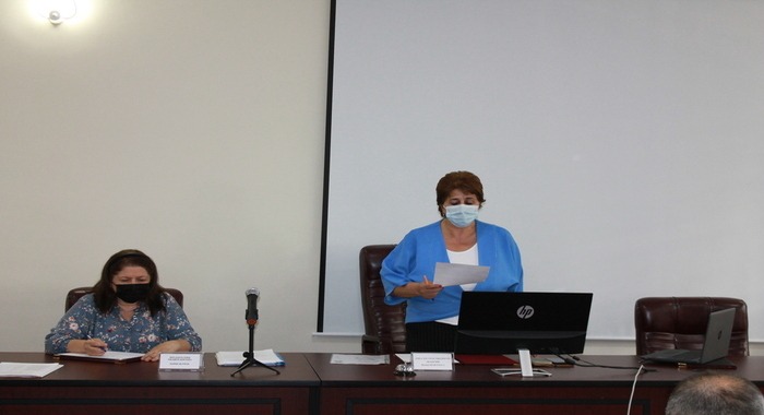 The next meeting of the Scientific Council of the Institute of Molecular Biology and Biotechnologies was held