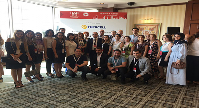 Scientists of the Institute of Molecular Biology and Biotechnologies took part in the International Congress in Turkey