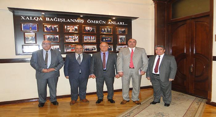 В АГАУ прошла научно-практическая конференция «Академик Джалал Алиев и генетические ресурсы биологического разнообразия»