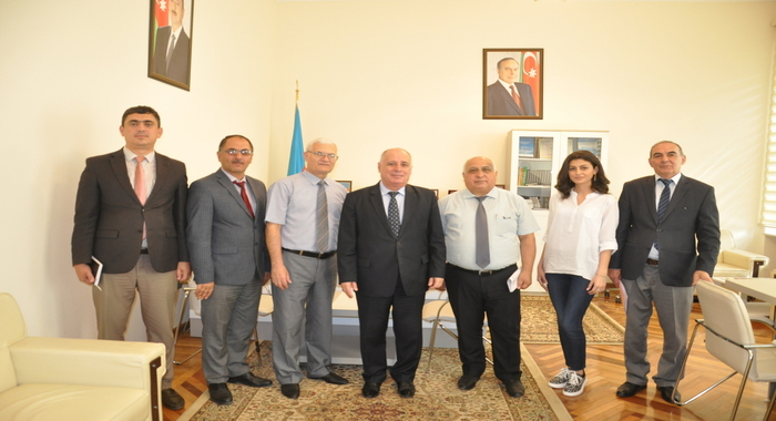 Priority directions for cooperation between Institute of Molecular Biology and Biotechnologies and Lankaran Regional Scientific Center (LRSC)and Lankaran State University (LSU) were discussed