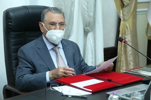 The next meeting of the Presidium of ANAS was held