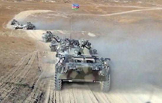 Prezident İlham Əliyev: Azərbaycan Ordusu Füzuli rayonunun 3, Cəbrayıl rayonunun 4 kəndini işğaldan azad edib