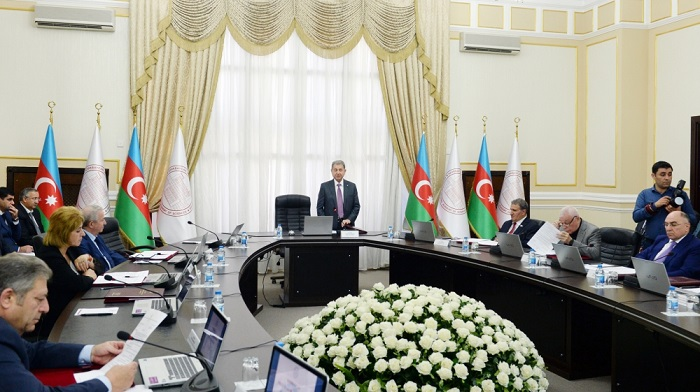 Next meeting of the Presidium was held